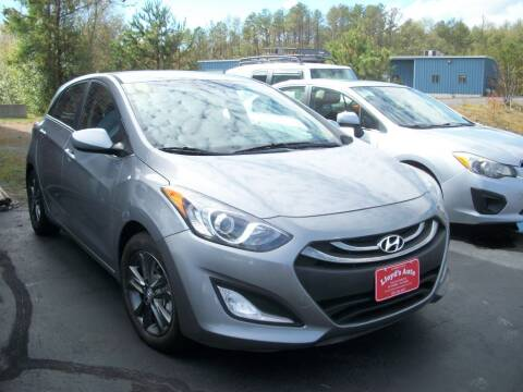 2014 Hyundai Elantra GT for sale at Lloyds Auto Sales & SVC in Sanford ME