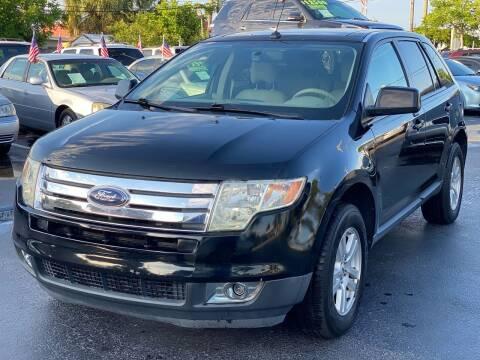 2007 Ford Edge for sale at KD's Auto Sales in Pompano Beach FL