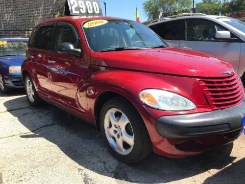 2002 Chrysler PT Cruiser for sale at 5 Stars Auto Service and Sales in Chicago IL
