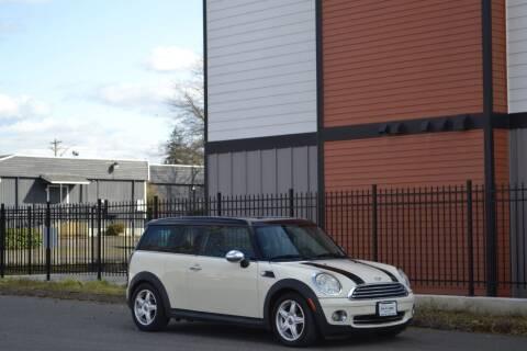 2008 MINI Cooper Clubman for sale at Skyline Motors Auto Sales in Tacoma WA