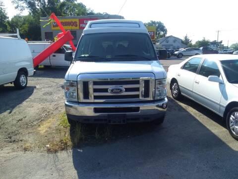 2013 Ford E-Series Cargo for sale at Marino's Auto Sales in Laurel DE