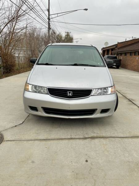 2001 Honda Odyssey for sale at Suburban Auto Sales LLC in Madison Heights MI
