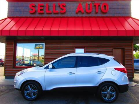 2014 Hyundai Tucson for sale at Sells Auto INC in Saint Cloud MN
