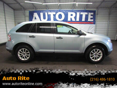 2008 Ford Edge for sale at Auto Rite in Cleveland OH