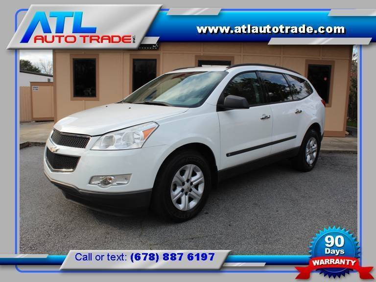 2010 Chevrolet Traverse for sale at ATL Auto Trade, Inc. in Stone Mountain GA