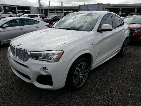 2015 BMW X4 for sale at Adams Auto Group Inc. in Charlotte NC