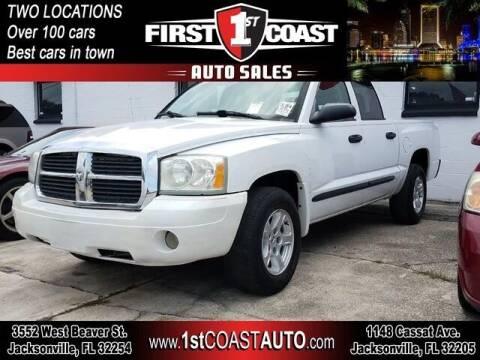 2005 Dodge Dakota for sale at 1st Coast Auto -Cassat Avenue in Jacksonville FL