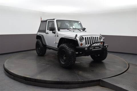 2012 Jeep Wrangler for sale at M & I Imports in Highland Park IL