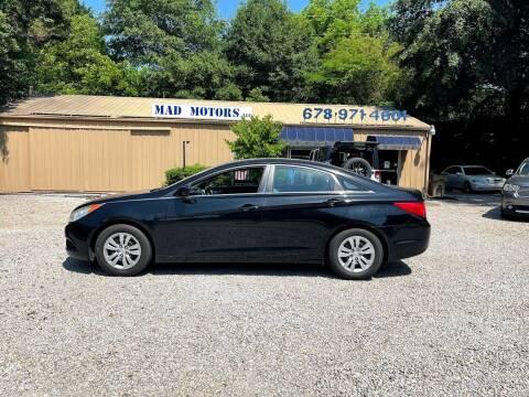 2011 Hyundai Sonata for sale at Mad Motors LLC in Gainesville GA