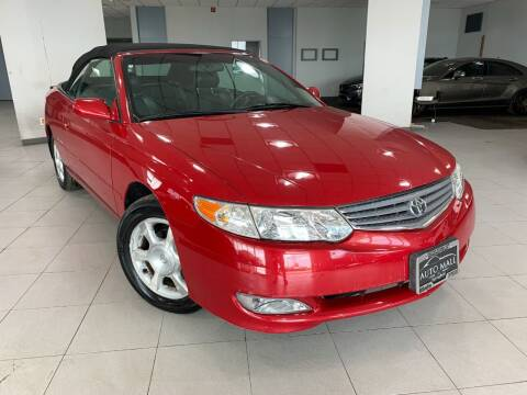 2002 Toyota Camry Solara for sale at Auto Mall of Springfield in Springfield IL