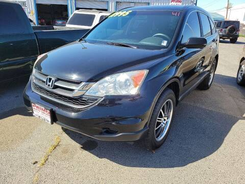 2011 Honda CR-V for sale at Primo Auto Sales in Merced CA