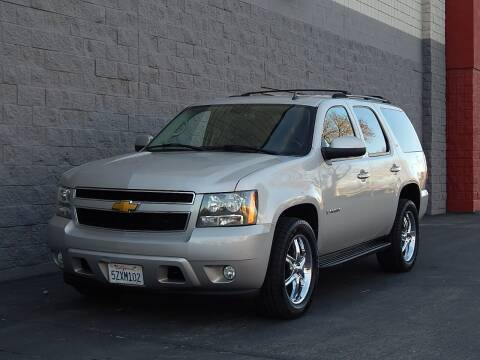 2007 Chevrolet Tahoe for sale at Gilroy Motorsports in Gilroy CA
