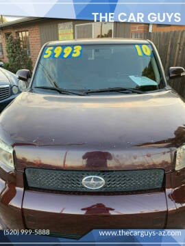 2010 Scion xB for sale at The Car Guys in Tucson AZ