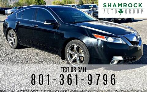 2010 Acura TL for sale at Shamrock Group LLC #1 in Pleasant Grove UT