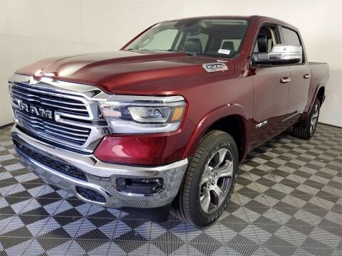 2021 RAM Ram Pickup 1500 for sale at PHIL SMITH AUTOMOTIVE GROUP - Joey Accardi Chrysler Dodge Jeep Ram in Pompano Beach FL