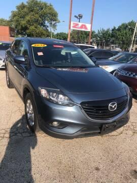 2014 Mazda CX-9 for sale at Z & A Auto Sales in Philadelphia PA