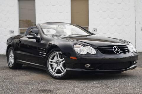 2003 Mercedes-Benz SL-Class for sale at Vantage Auto Group - Vantage Auto Wholesale in Moonachie NJ