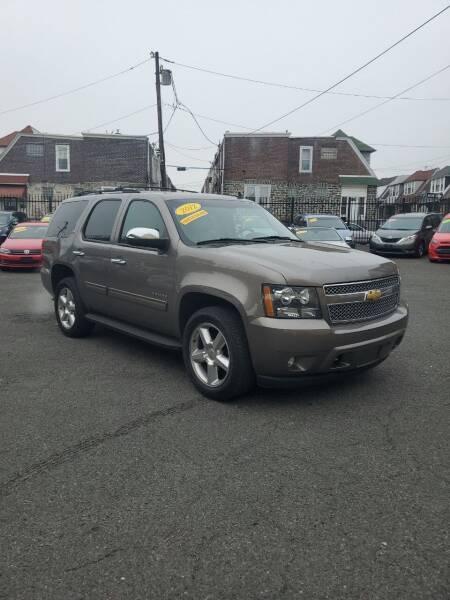 2012 Chevrolet Tahoe for sale at Key & V Auto Sales in Philadelphia PA