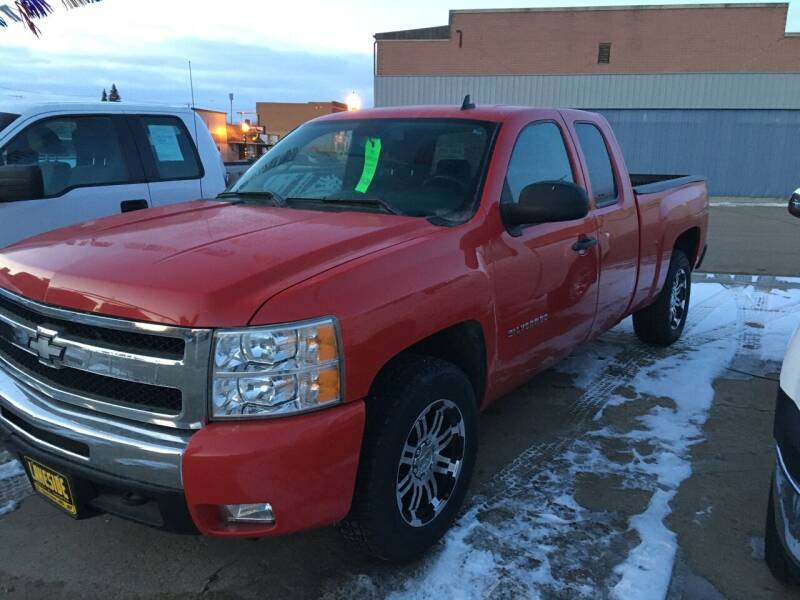2011 Chevrolet Silverado 1500 for sale at Lakeside Auto & Sports in Garrison ND