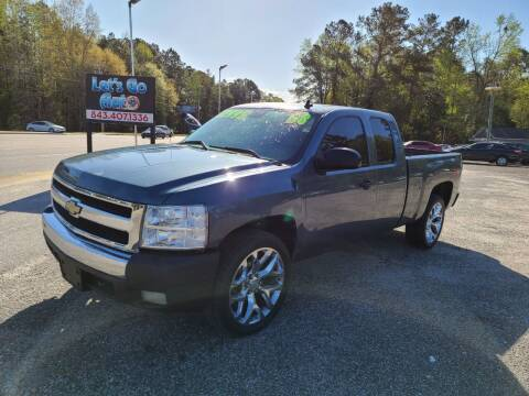 2008 Chevrolet Silverado 1500 for sale at Let's Go Auto in Florence SC
