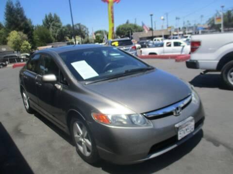 2006 Honda Civic for sale at Quick Auto Sales in Modesto CA