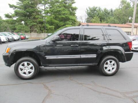 2010 Jeep Grand Cherokee for sale at Home Street Auto Sales in Mishawaka IN