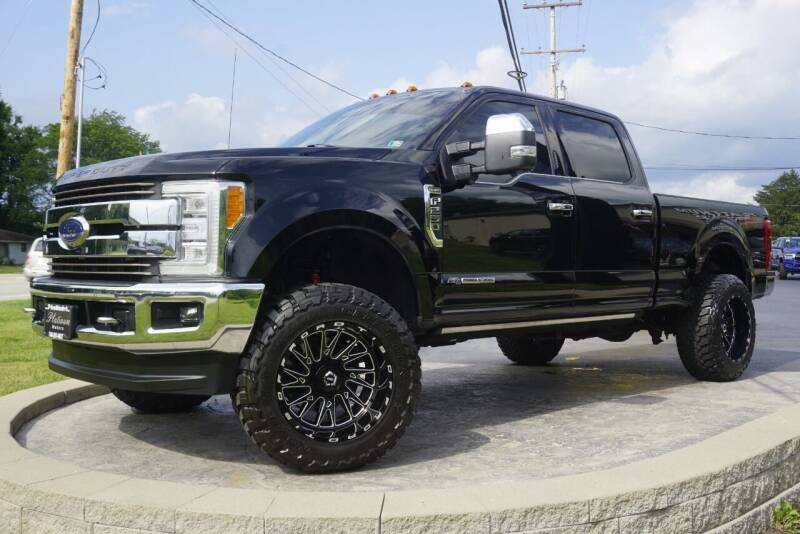 2017 Ford F-250 Super Duty for sale at Platinum Motors LLC in Heath OH