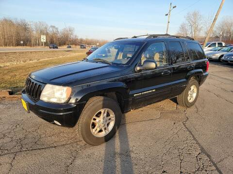 1999 Jeep Grand Cherokee for sale at Sunshine Auto Sales in Menasha WI