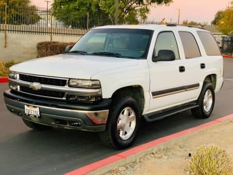 2004 Chevrolet Tahoe for sale at United Star Motors in Sacramento CA