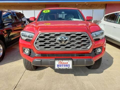 2021 Toyota Tacoma for sale at Ohana Motors in Lihue HI