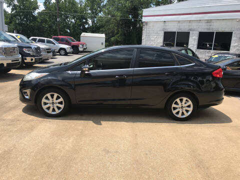2011 Ford Fiesta for sale at Northwood Auto Sales in Northport AL