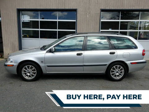 2002 Volvo V40 for sale at Westside Motors in Mount Vernon WA