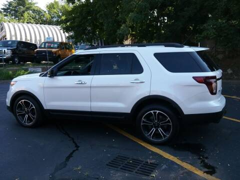 2013 Ford Explorer for sale at Drive Deleon in Yonkers NY