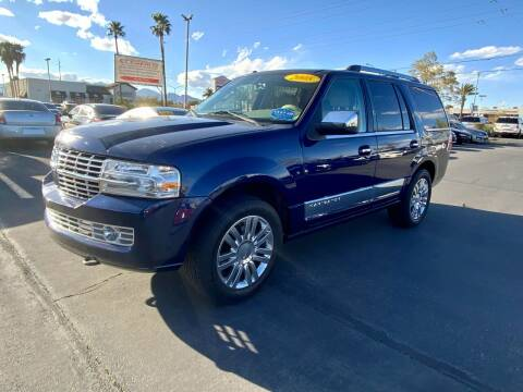 2008 Lincoln Navigator for sale at Charlie Cheap Car in Las Vegas NV