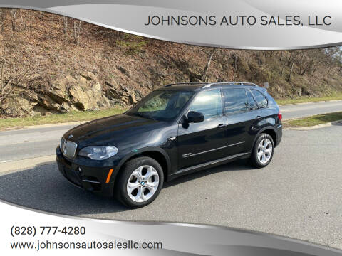 2013 BMW X5 for sale at Johnsons Auto Sales, LLC in Marshall NC
