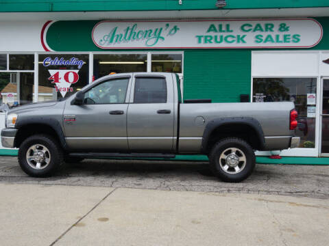 2008 Dodge Ram Pickup 2500 for sale at Anthony's All Cars & Truck Sales in Dearborn Heights MI