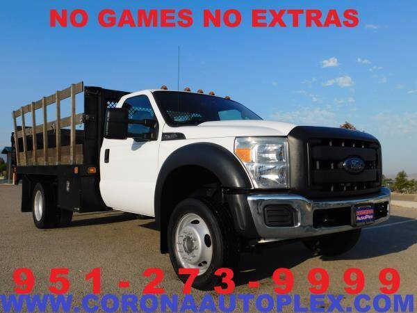 2013 Ford F-450 Super Duty for sale in Norco, CA