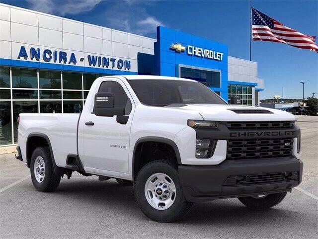 2020 Chevrolet Silverado 2500HD 4x2 Work Truck 2dr Regular Cab LB - San Antonio TX