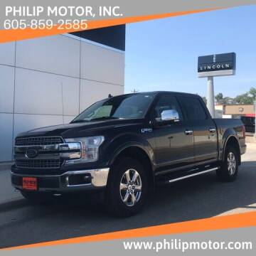2019 Ford F-150 for sale at Philip Motor Inc in Philip SD