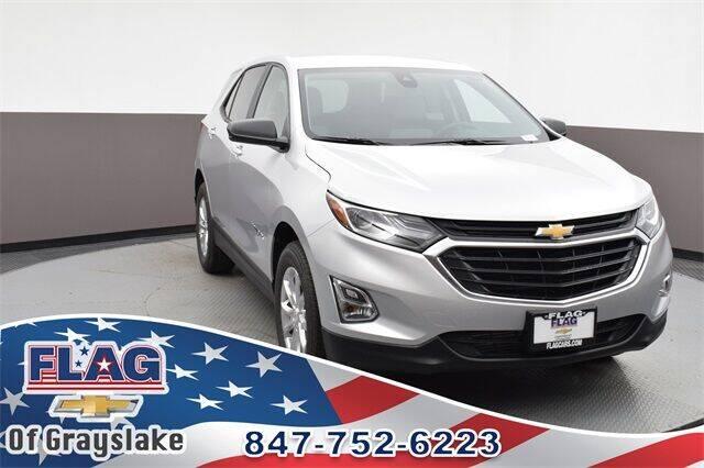 2021 Chevrolet Equinox for sale in Grayslake, IL