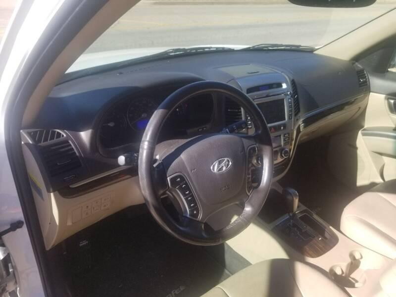 2011 Hyundai Santa Fe for sale at Eastern Motors in Altus OK