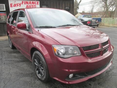 2020 Dodge Grand Caravan for sale at EZ Finance Auto in Calumet City IL