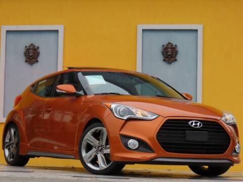 2015 Hyundai Veloster for sale at Paradise Motor Sports LLC in Lexington KY