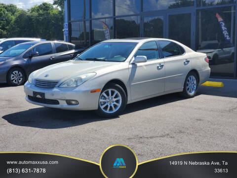 2003 Lexus ES 300 for sale at Automaxx in Tampa FL