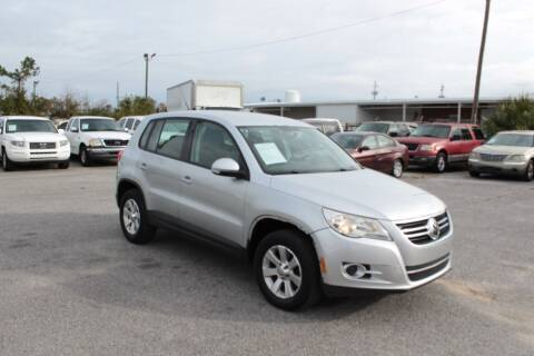 2010 Volkswagen Tiguan for sale at Jamrock Auto Sales of Panama City in Panama City FL