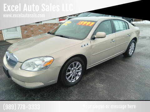 2009 Buick Lucerne for sale at Excel Auto Sales LLC in Kawkawlin MI