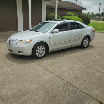 2009 Toyota Camry for sale at MOTORSPORTS IMPORTS in Houston TX