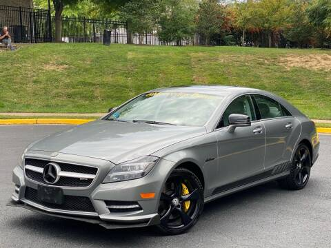 2012 Mercedes-Benz CLS for sale at Diamond Automobile Exchange in Woodbridge VA