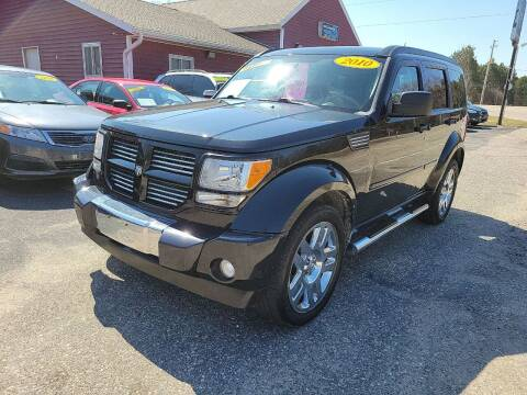 2010 Dodge Nitro for sale at Hwy 13 Motors in Wisconsin Dells WI