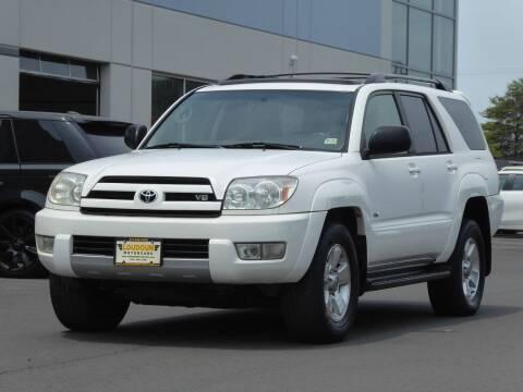 2004 Toyota 4Runner for sale at Loudoun Used Cars - LOUDOUN MOTOR CARS in Chantilly VA